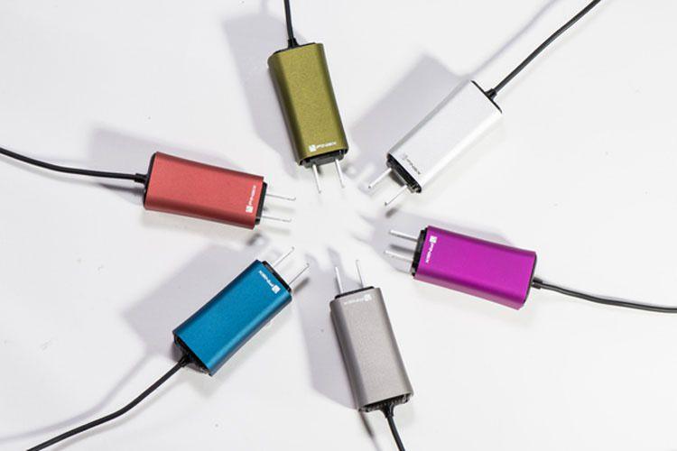 کوچکترین شارژر لپ تاپ