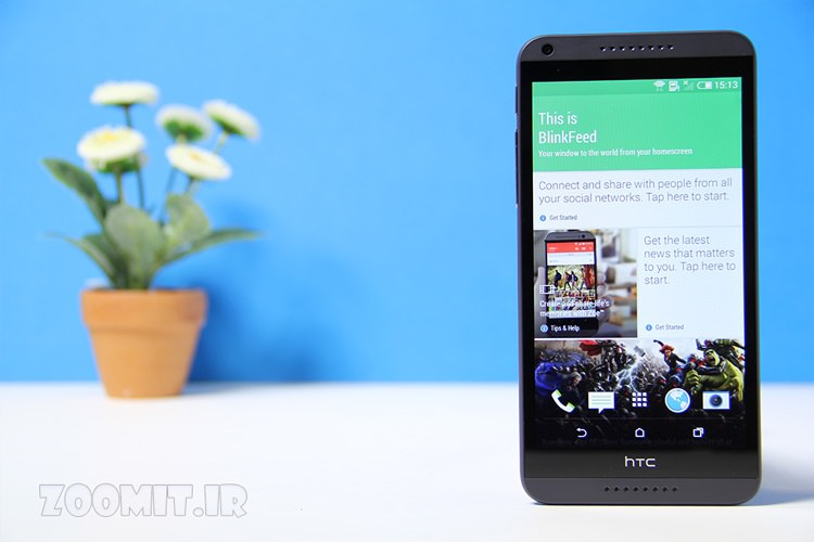 بررسی فبلت HTC Desire 816