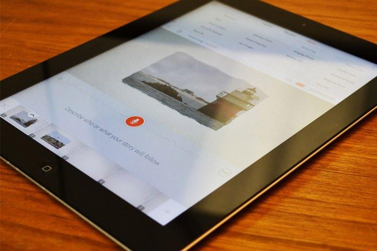 ادوبی اپلیکیشن Voice را برای آیپد به منظور تولید ویدئو منتشر کرد