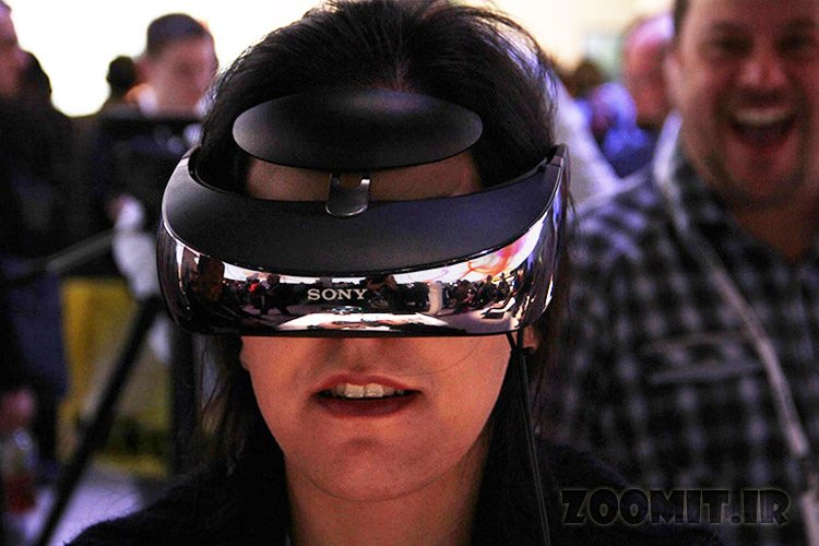 Sony Headmount Display