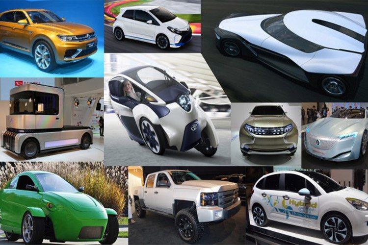 مدل مفهومی خودرو پاک