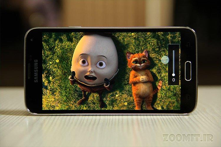 تلفن Galaxy S5 Prime به صفحه نمایش ۵.۲ اینچ QHD مجهز می شود