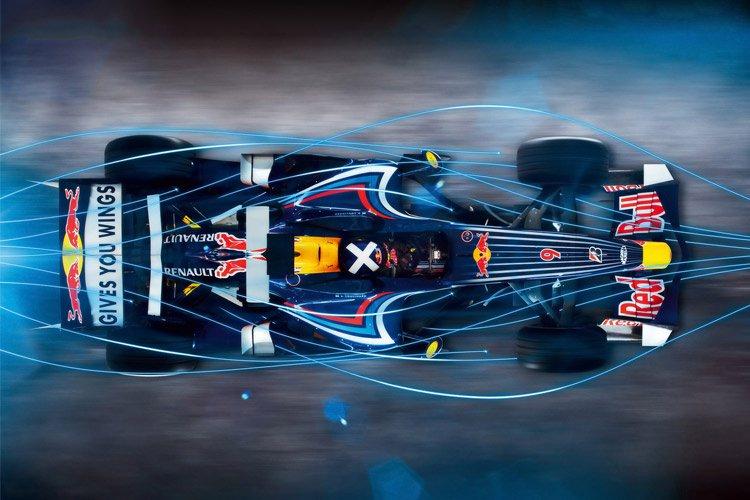 فناوری های واقعیت افزوده و کنترل هوای ورودی به موتور، مسابقات فرمول یک را جذاب تر می کنند!