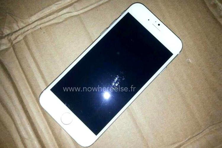 تصاویر آیفون 6 اپل در کنار گلکسی S5 سامسونگ و آیفون 5S به بیرون درز کرد