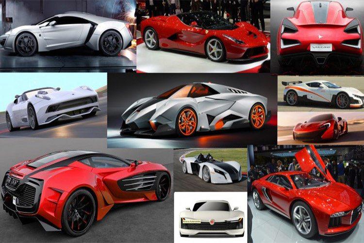 ابر خودرو 2013