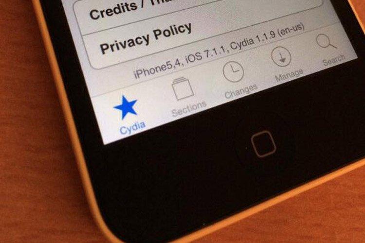 هکر کهنه کار I0n1c تصاویری از iOS 7.1 جیلبریک شده را منتشر کرد