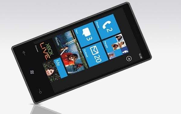 خاکسپاری iPhone ، تجلیل Windows Phone 7