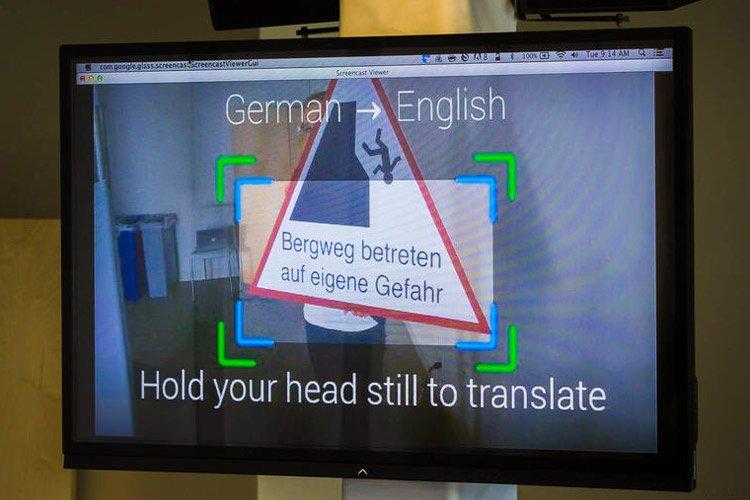 گوگل کمپانی توسعه ی دهنده اپلیکیشن مترجم تصویری Word Lens را تصاحب کرد