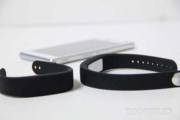 دستبند هوشمند SmartBand سونی