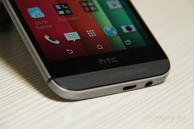 تلفن HTC One Prime با صفحه نمایش ۵.۵ اینچ، پردازنده Snapdragon 805 و دوربین ۱۸ مگاپیکسل Duo Camera از راه می رسد