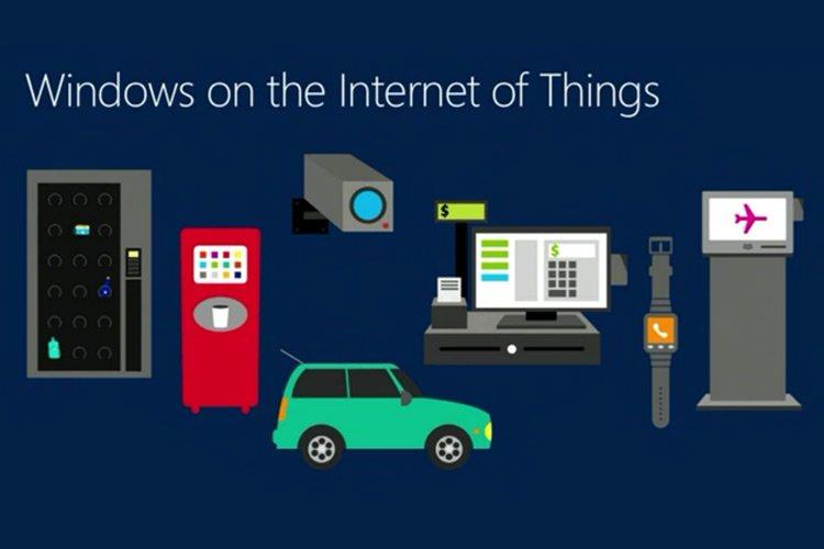 مایکروسافت به جمع کمپانیهای پشتیبانیکننده از شبکهی اینترنت اشیا پیوست