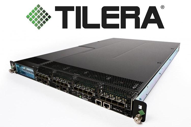 مروری بر پردازنده های Tilera و معماری TILE