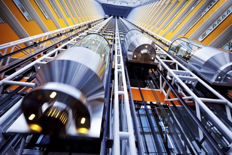 هیتاچی، سریع ترین آسانسور دنیا را با سرعت ۷۲.۵ کیلومتر در ساعت معرفی کرد