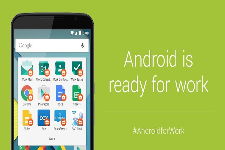 با Android for Work آشنا شوید