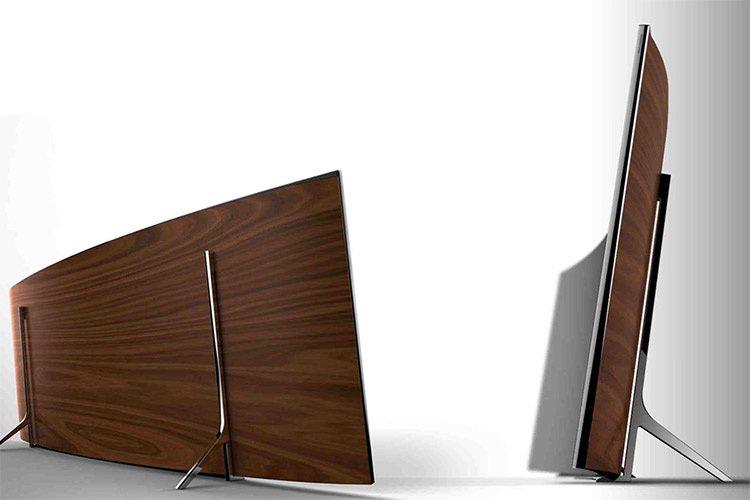 مزایا و معایب تلویزیون های خمیده ی OLED زیر ذره بین زومیت