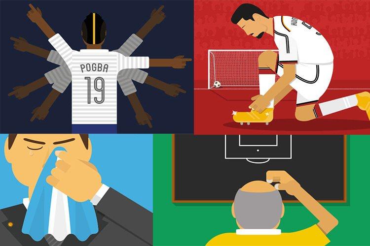 جام جهانی و Google Trends