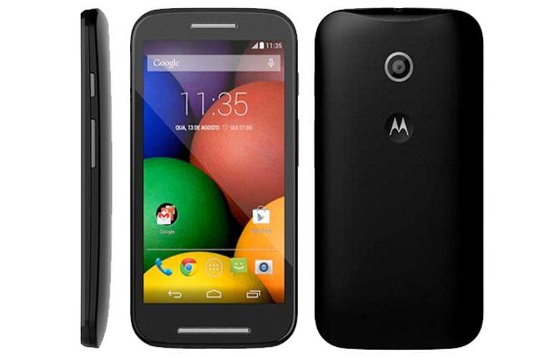 موتورلا گوشی هوشمند Moto E را با قیمت 89 پوند بعنوان یک گوشی مقرون به صرفه و با دوام عرضه می کند
