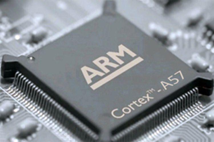 آرم تخمین جدید از توان پردازشی تراشه های 64 بیتی مبتنی بر Cortex-A57 و A53 را ارائه کرد