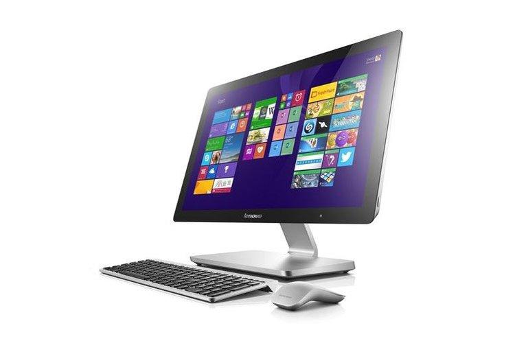 لنوو کامپیوتر AIO با کنترل از طریق ژست های حرکتی و 4 مدل جدید لپ تاپ را معرفی کرد