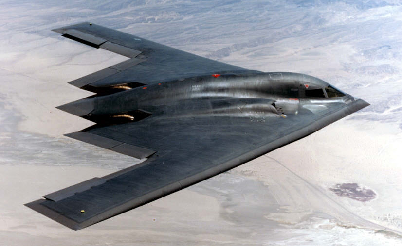 US Air Force B-2 Spirit