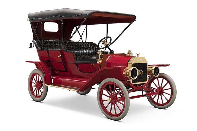 1909 ford model t touring car 4b3b9