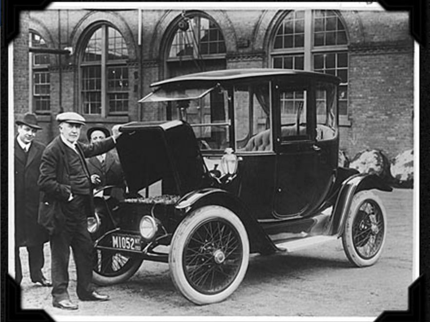 the electric cars early 1900s ba27c
