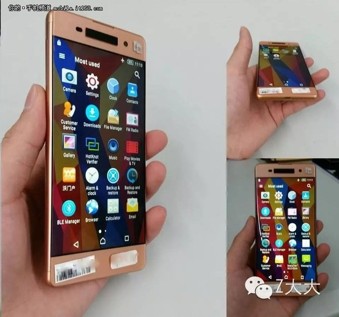 new sony xperia c6 render plus previously leaked images 1 8a3c7