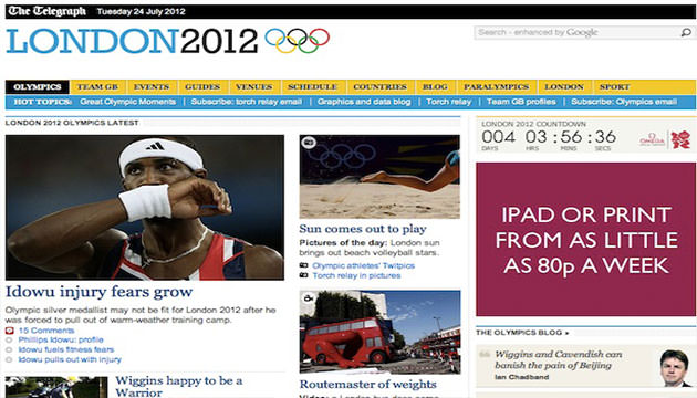 The-Telegraphs-Olympic-coverage