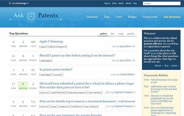 google-partner-with-gov-ask-patents
