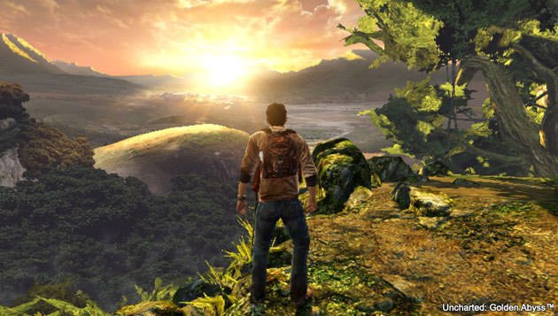 vita uncharted screenshot