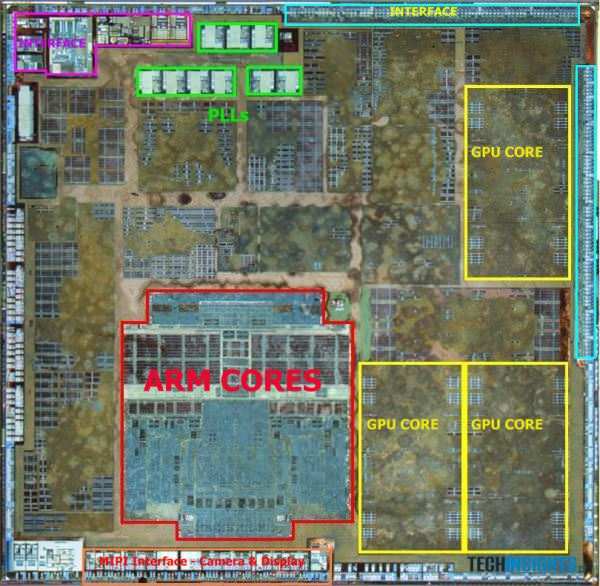Apple A6 Die diffusion-marked-2 pass 575px