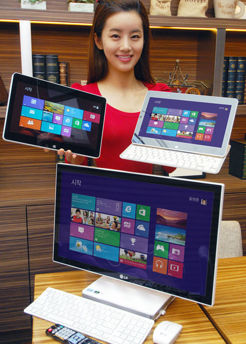 LG AIO Windows 8