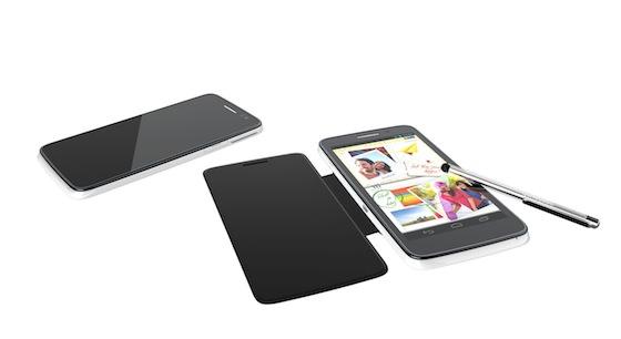 آلکاتل تلفن 5 اینچی
