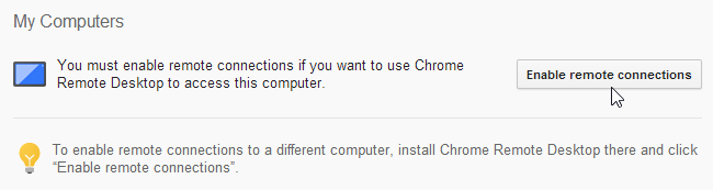 chrome remote 4