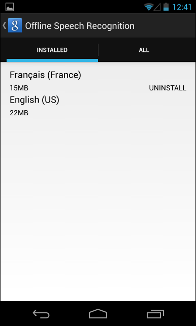 android-download-offline-speech-recognition