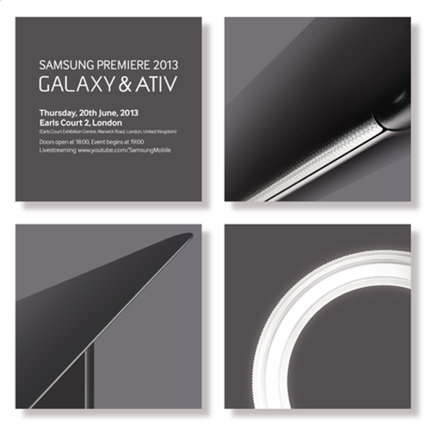 Samsung Premiere 2013 GALAXY ATIV 1 medium