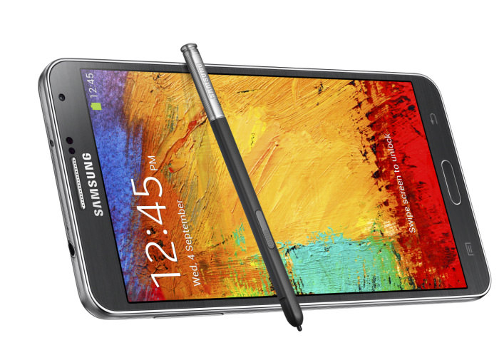 galxy-note3 025 front-dynamic-with-pen2 jet-black