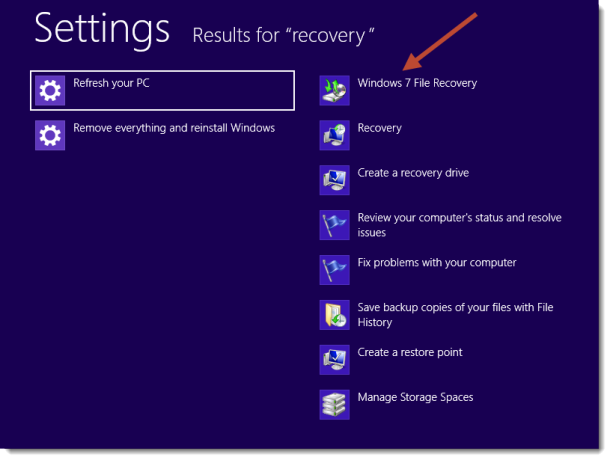 Search recovery 610x460