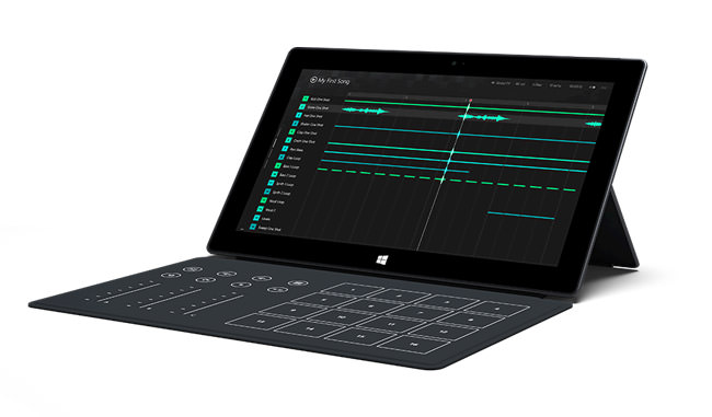 Surface Music Cover