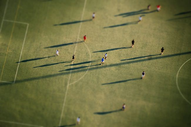 Extraordinary Tilt-Shift Photos