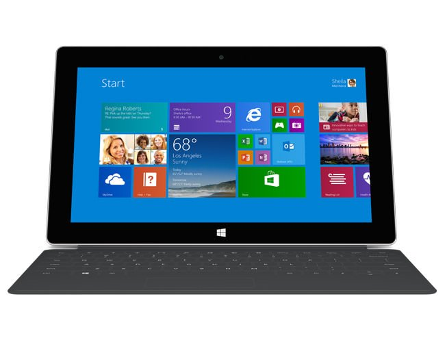Surface2Qualcomm