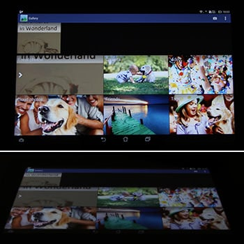 padfone infinity 2 display