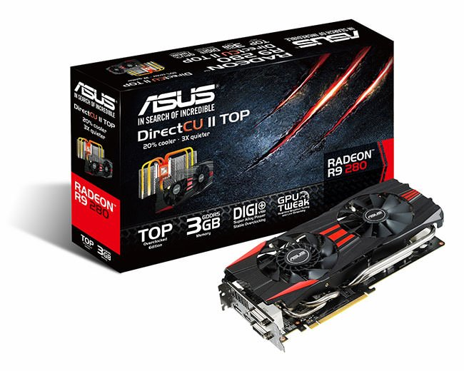 ASUS-R9280-DC2T-3GD5 with-box
