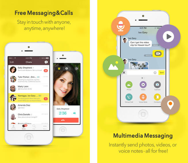 KakaoTalk-Messenger-on-the-App-Store-on-iTunes