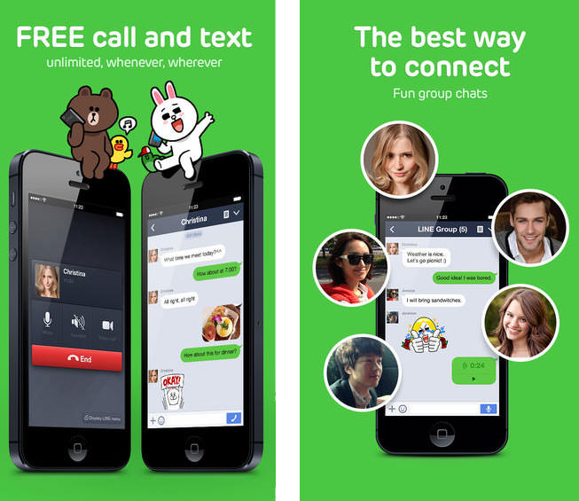 LINE-on-the-App-Store-on-iTunes