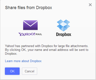 Dropbox-Yahoo-Introduction