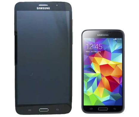 SamsungSm-t2558AndGalaxyS5