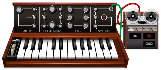 moog-synthesizer