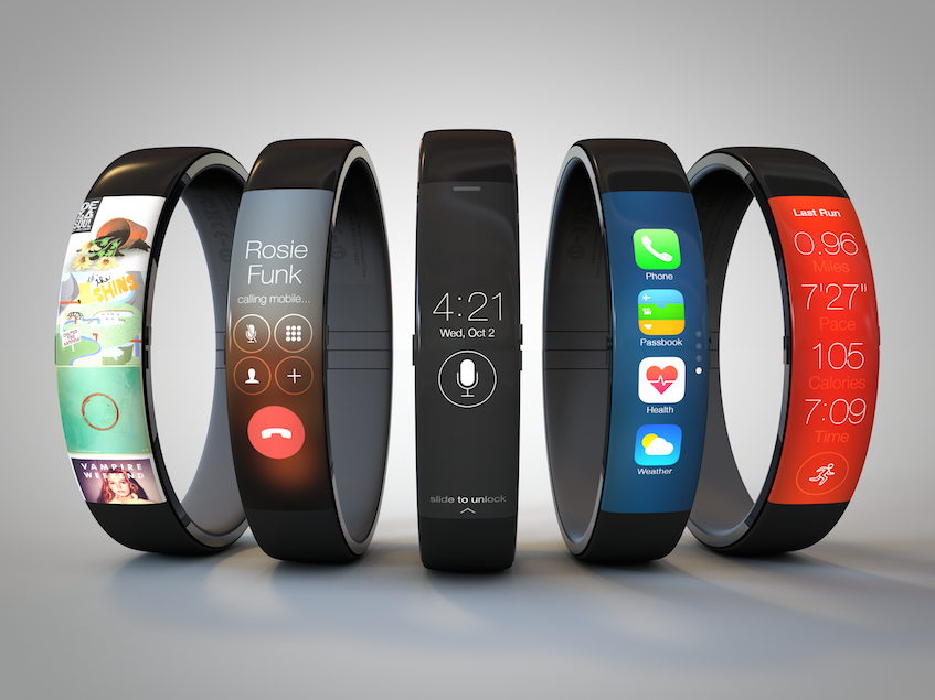 iwatch hires