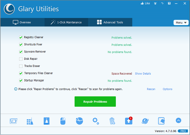 Glary-Utilities-One-Click-Maintenance